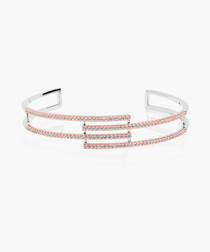 Rufina rose gold-plated bracelet