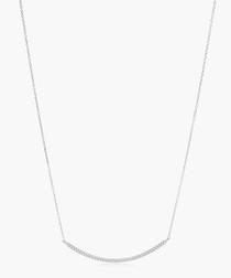 Fucino cubic zirconia necklace