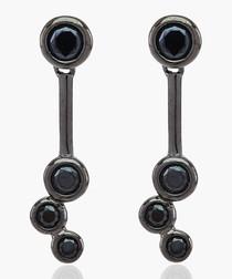 Sardinien Tre black earrings