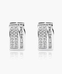 Corte Piccolo sterling silver earrings