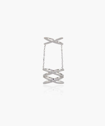 Chieri Cross sterling silver ring