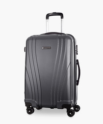 3pc Midcay grey luggage set
