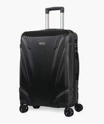 majoro black cabin suitcase 57cm