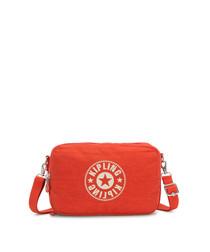 Classic Niman red bag