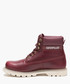 Colorado burgundy leather lace-up boots Sale - cat Sale