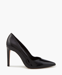 Ella black heels