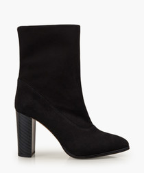 Sappho Shore black boots