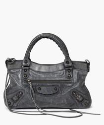 Arena First dark grey grab bag